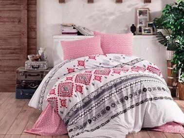 Komfort Home Çift Kişilik Ranforce Nevresim Takımı (Bienline) Renkli